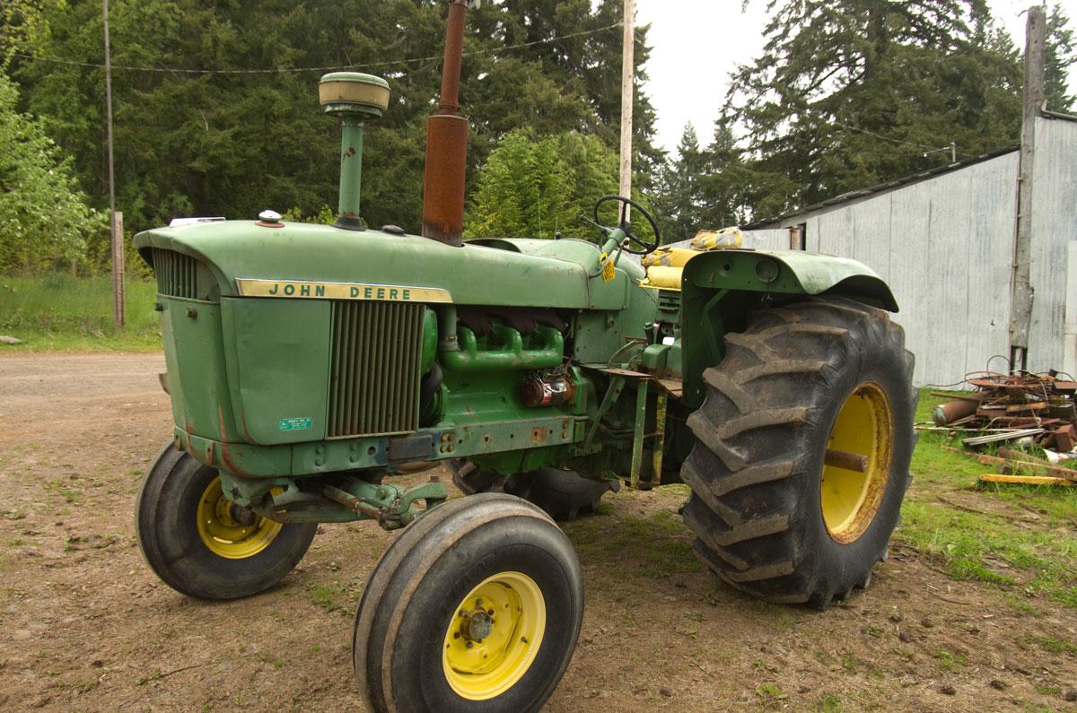 John Deere Farm Tractors Parts : Starter motor for john deere replacement parts tractor