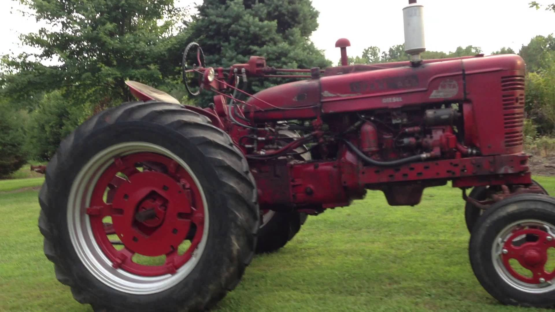 Tractor Restoration Parts : International farmall tractor parts dealer
